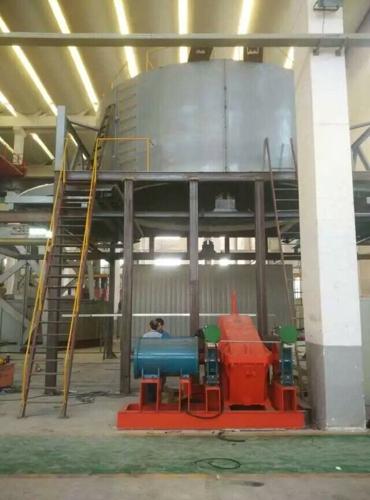 大型铝合金淬火炉