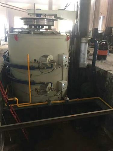 天然气井式炉